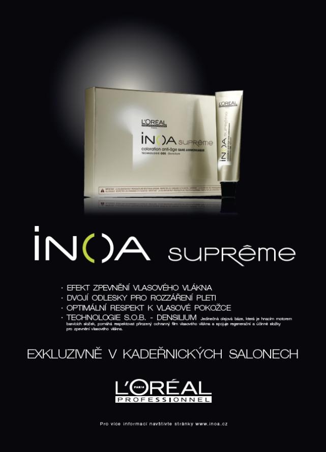 loral inoa supreme anti age coloration - Coloration Inoa Supreme